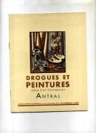 - ANTRAL . ALBUM D´ART CONTEMPORAIN (FASCICULE) . LABORATOIRES CHANTEREAU . PARIS . - Art