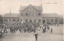 62  Frevent - France