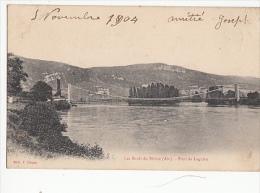 PONT DE LAGNIEU - France