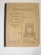 PAL. 135. Ancien Catalogue De Garnitures De Feux Et Accessoires. S.C. & C°. R. London Show Rooms. - 1850-1899