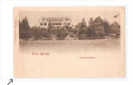 GERMANY - MUNCHEN - VILLA BERTHA - EDIT J.B. OBERNETTER - 1900s - Eritrea