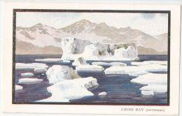 SITMAR - ITALIAN COMPANY MARITIME SERVICES - NORWAY CROSS BAY ( SPITZBERG ) 1920 - Steamers