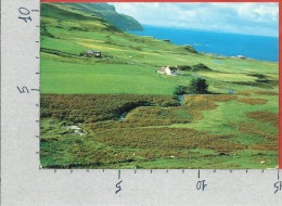 CARTOLINA VG REGNO UNITO - ISLE OF MULL - The View At Gribun - Route From Salem To Iona - 10 X 15 - ANN. 1983 - Argyllshire