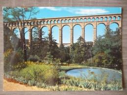 ROQUEFAVOUR (13).L'AQUEDUC.CIRCULE 1966.TBE. - Roquefavour