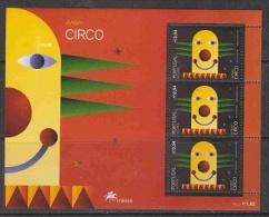 Europa Cept 2002 Azores M/s  ** Mnh (F4882C) @ Face - Europa-CEPT