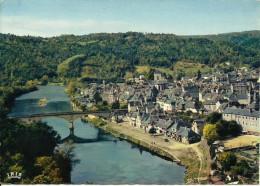 ARGENTAT -- Vue Générale --  Le Pont Sur La Dordogne -- 1969 -- - Argentat