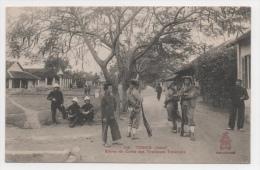 VIET NAM - HANOI Entrée Du Camp Des Tirailleurs Tonkinois - Vietnam