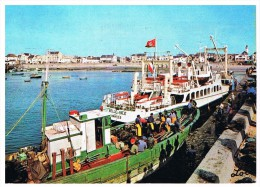 Quiberon : Les Sardinieres Au Port - Quiberon