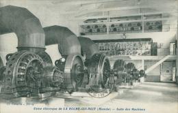 50 DUCEY / Usine éléctrique De La Roche Qui Boit, Salle Des Machines / - Ducey