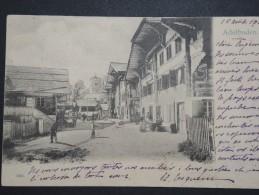 SUISSE - Cp De Adelboden En 1902 - A Voir - Lot P14644 - BE Berne