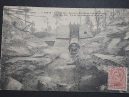 BELGIQUE - Cp De Moere - Le Long Max - Bouche - Portée De L 'obus 48 Kilometres - 1919 - A Voir - Lot P14645 - Non Classés