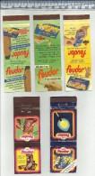 FEUDOR  ALLUME FEU LUCIFERS MATCHES ALLUMETTES Advertising Matchcovers Switserland - Boites D'allumettes - Etiquettes