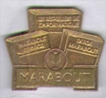 Marabout Doré - Medias