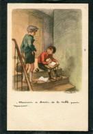 CPA - POULBOT - LIGUE NATIONALE CONTRE LE TAUDIS - Poulbot, F.