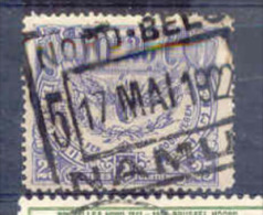 K818 Belgie Spoorwegen Stempel  NORD - BELGE // NAMUR 5 - 1915-1921