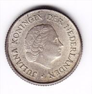 1967 Netherlands Antilles 1/4 Gulden Coin - Antillen (Niederländische)