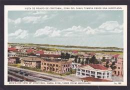 Old Card Of Cristobal,Canal Zone,Colon,Republica De Panama,S35. - Panama