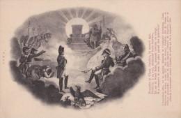 NAPOLEON/Apothéose...Sesostris,César,Louis XIV,Frédéric De Prusse/ Réf:C4059 - Politieke En Militaire Mannen
