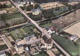 45 LOIRET COMBREUX Vue Aérienne Panoramique - Orleans