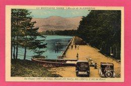 31 HAUTE-GARONNE, La Montagne Noire, Bassin De St-FERREOL, REVEL, Colorisée, Animée, Voitures, (G. Arbona, A.P.A. Poux, - Francia
