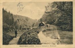 ALLEMAGNE - BERGISCH LAND - Partie Am Hammertal Bei REMSCHEID - Bergisch Gladbach