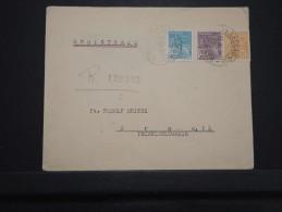 BRESIL - Enveloppe En Recommandée Pour La Tchécoslovaquie En 1934 - A Voir - Lot P14688 - Briefe U. Dokumente