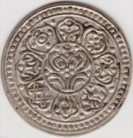 @Y@    TIBET 1912 - 1922 TANGKA COIN XF - Monnaies