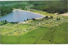 Cpm  Camping Barensee Bei  6450 Hanau - Hanau