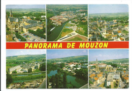CPM ARDENNES 2 – -Panorama De MOUZON, Multi Vues (6) - Andere Gemeenten
