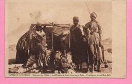 AFRIQUE AUSTRALE MISSIONS DES OBLATS - Aborigènes