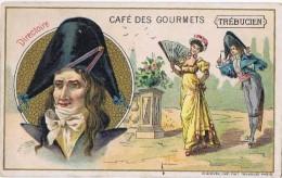 Cromo   CAFE DES GOURMETS  TREBUCIEN     DIRECTOIRE - Té & Café