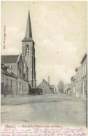 OLSENE - Zulte - Rue De La Station ( Vers La Place ) Edit. De Cuyper, Frères - Zulte