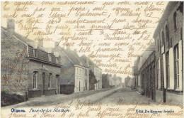 OLSENE - Zulte - Rue De La Station - Edit. De Kuyper, Frères - Zulte