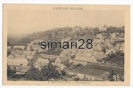 BERTHOLENE - N° 4 - VUE GENERALE - Autres Communes