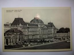 Carte Postale Bruxelles Palais Du Rot Brussels King's Hall (non Circulée) - Monumenten, Gebouwen