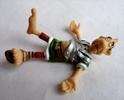 FIGURINE ASTERIX PLASTOY 1999 LEGIONNAIRE ROMAIN FATIGUE TBE - Asterix & Obelix