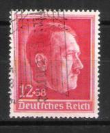 Reich N° 607 Oblitéré - Allemagne