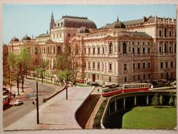 Tram, Lancia Flavia Coupé, Wien - Voitures De Tourisme