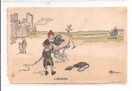 Illust : MARECHAUX - L'AVIATION - Enfant, Jeux - Illustrators & Photographers