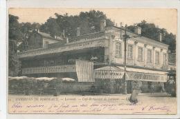 Environs De BORDEAUX - LORMONT - Café Restaurant De Lormont - Other Municipalities