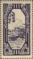 ESPERANTO - ERINNOFILO   MAROESTAS CUTARO K.E.F.1914 - Esperanto