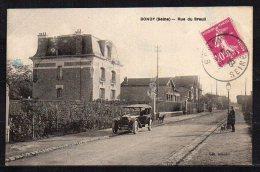 93- Bondy, Rue De Breuil - Bondy