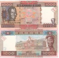 GUINEA  1'000  Francs Guinees   2006   P40  UNC - Guinea