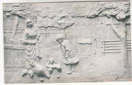 Carte Poste Sculpture, Edition Louis Duparque, Florenville  (pk28733) - Florenville