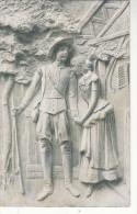 Carte Poste Sculpture, Edition Louis Duparque, Florenville  (pk28734) - Florenville