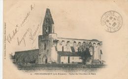 POUCHARRAMET - Eglise Des Chevaliers De Malte - Autres Communes