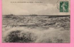 BOULOGNE SUR MER PLEINE MER - Boulogne Sur Mer