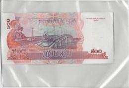 Cambodge 500 Riels 2004  Neuf - Cambodia