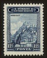 Turkey Scott #680, 1929, Never Hinged - 1921-... Republik