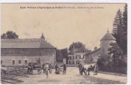 Ecole Pratique D'agriculture De St-Bon - Entrée De La Cour De Ferme - Ohne Zuordnung